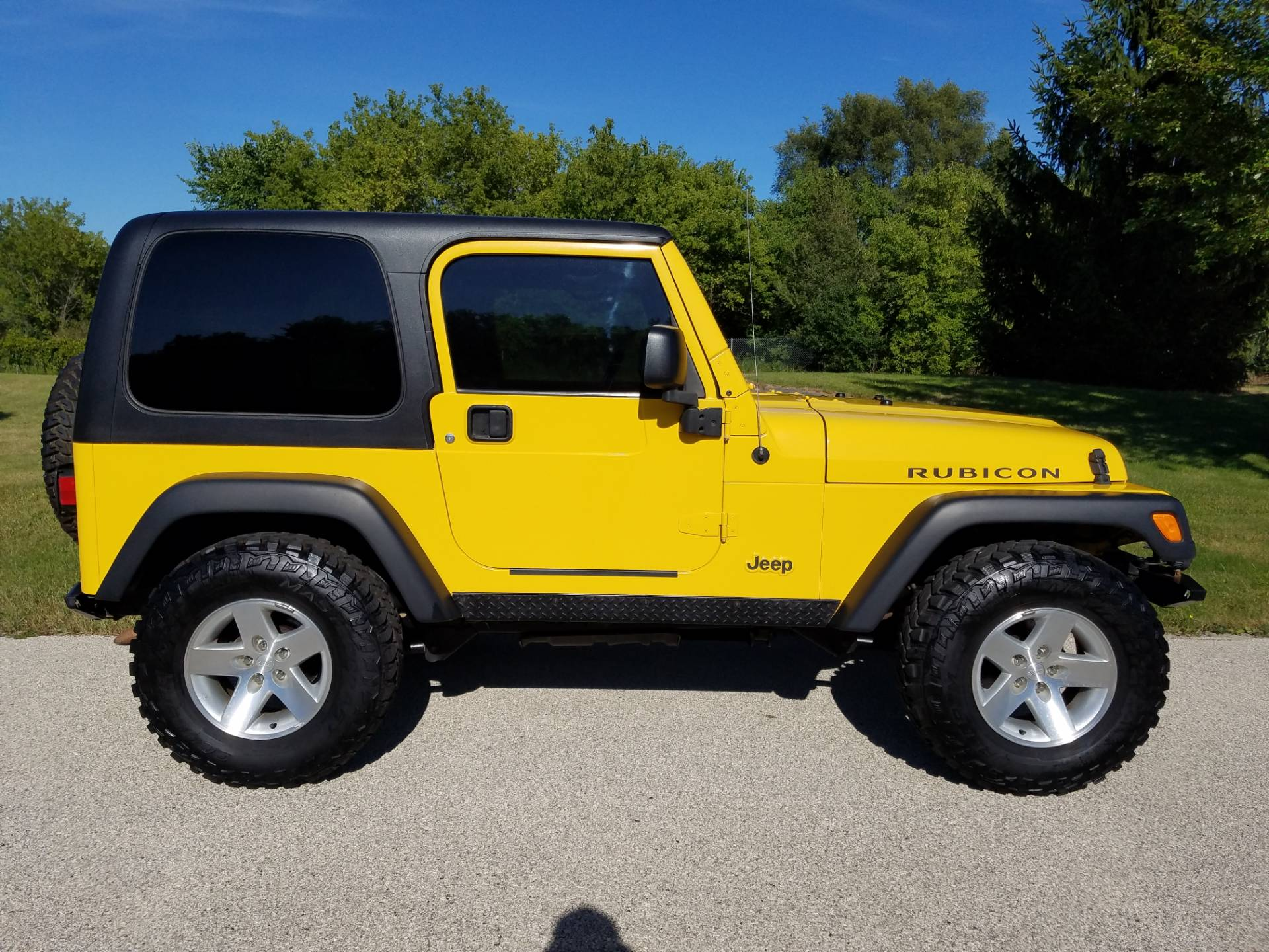 2004 Jeep® Wrangler Rubicon in Big Bend, Wisconsin - Photo 63