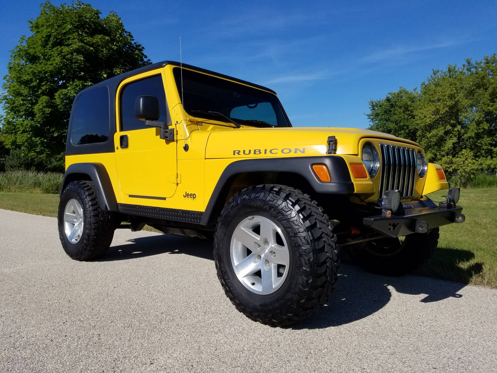 2004 Jeep® Wrangler Rubicon in Big Bend, Wisconsin - Photo 42