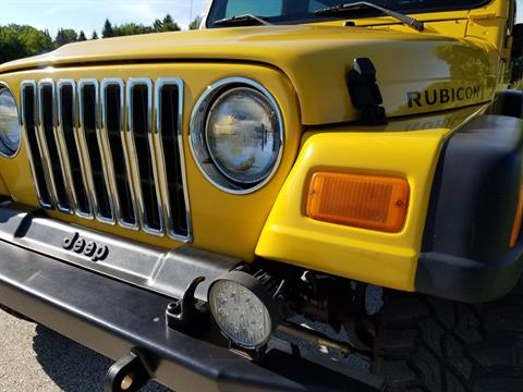2004 Jeep® Wrangler Rubicon in Big Bend, Wisconsin - Photo 20