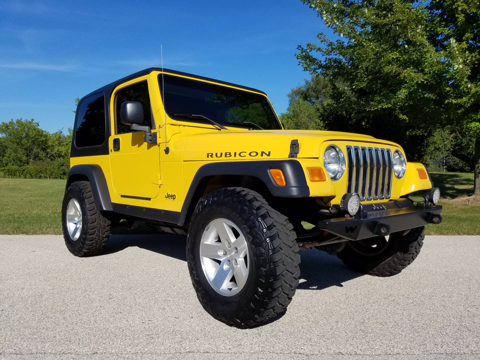 2004 Jeep® Wrangler Rubicon in Big Bend, Wisconsin - Photo 3