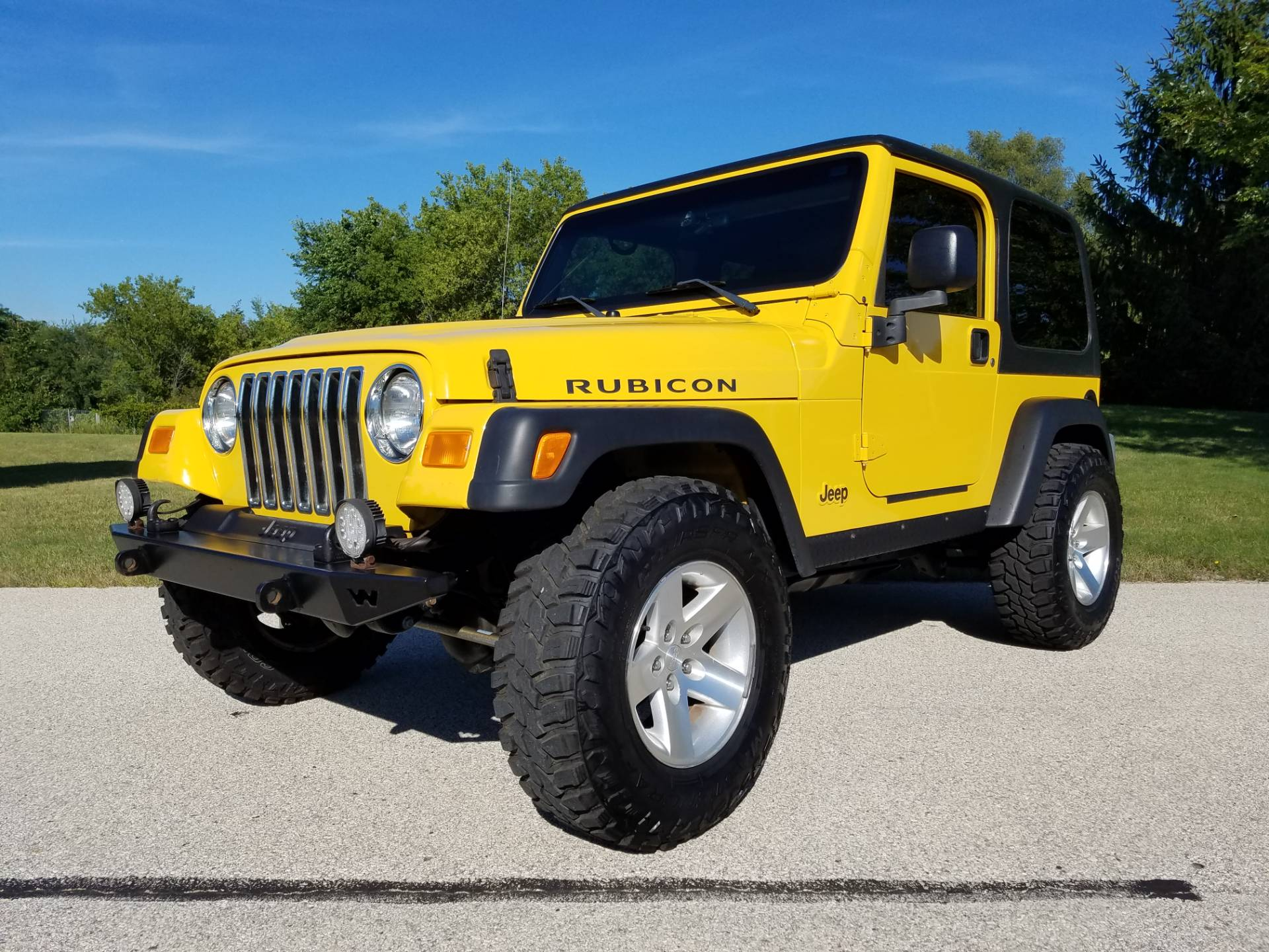 2004 Jeep® Wrangler Rubicon in Big Bend, Wisconsin - Photo 4