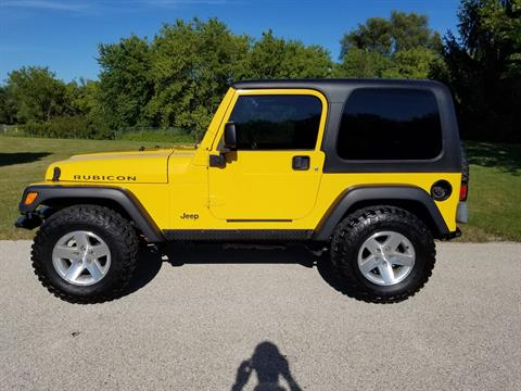 2004 Jeep® Wrangler Rubicon in Big Bend, Wisconsin - Photo 76