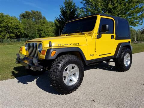 2004 Jeep® Wrangler Rubicon in Big Bend, Wisconsin - Photo 43