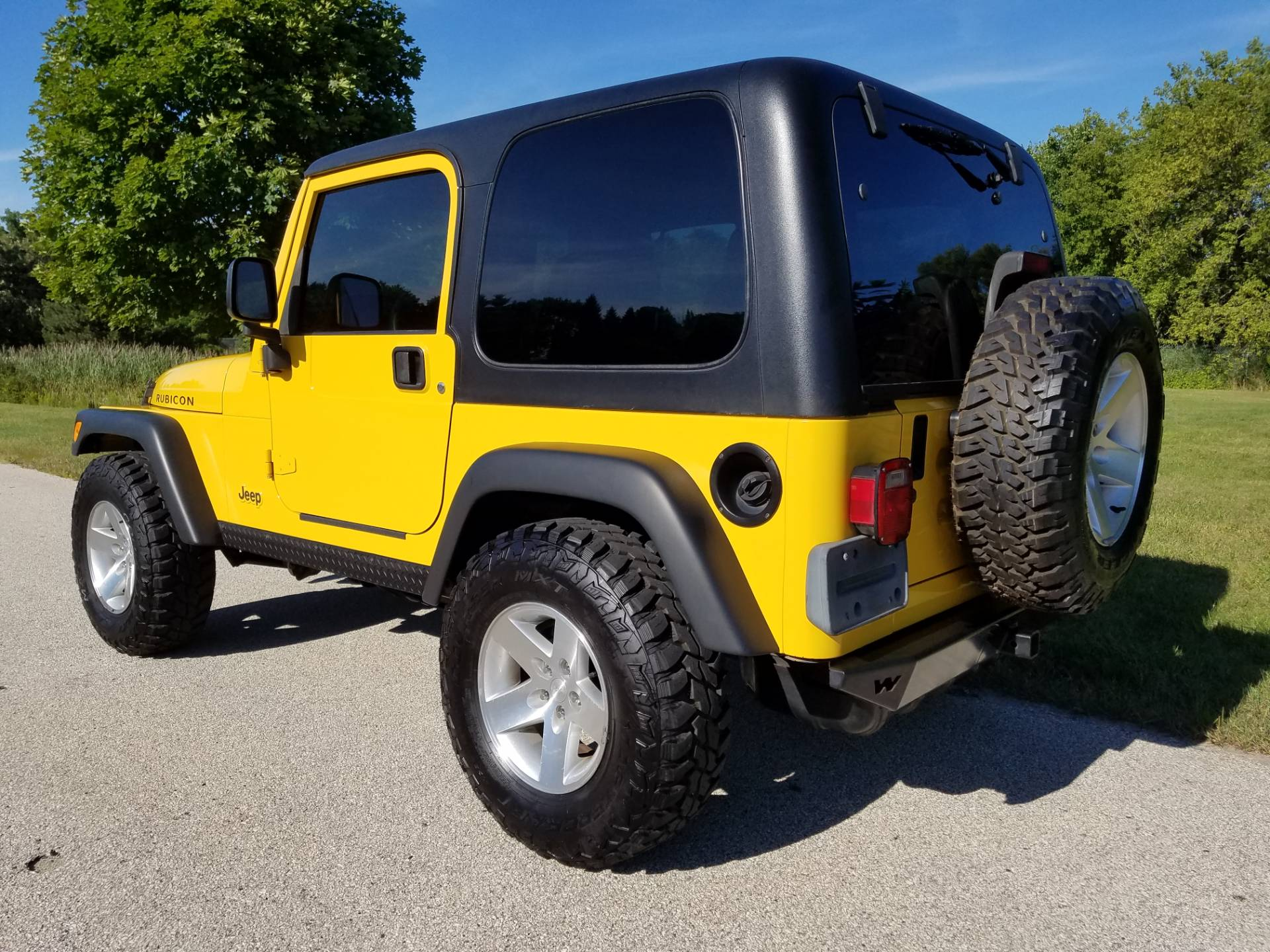 2004 Jeep® Wrangler Rubicon in Big Bend, Wisconsin - Photo 5