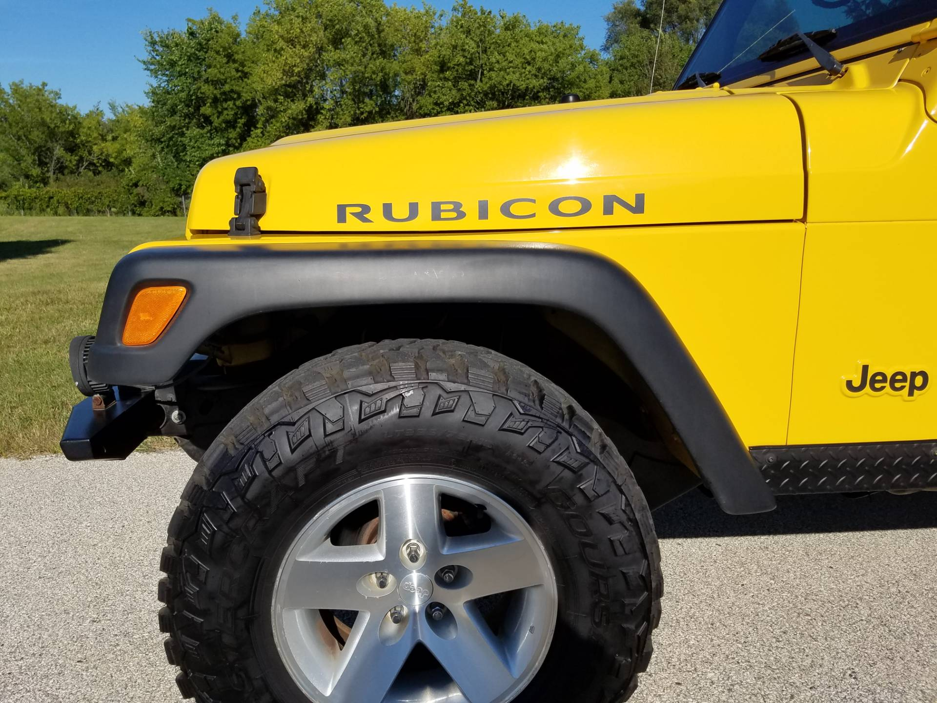 2004 Jeep® Wrangler Rubicon in Big Bend, Wisconsin - Photo 78