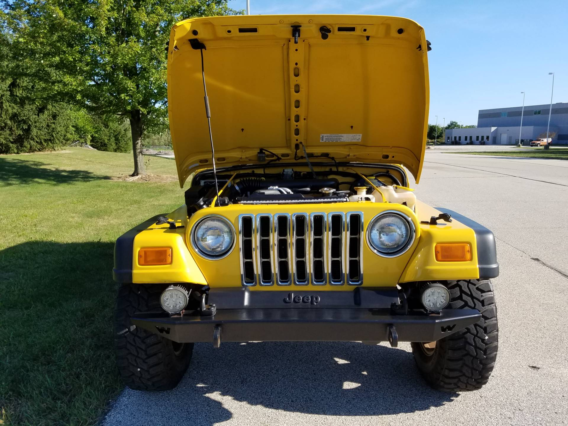 2004 Jeep® Wrangler Rubicon in Big Bend, Wisconsin - Photo 113
