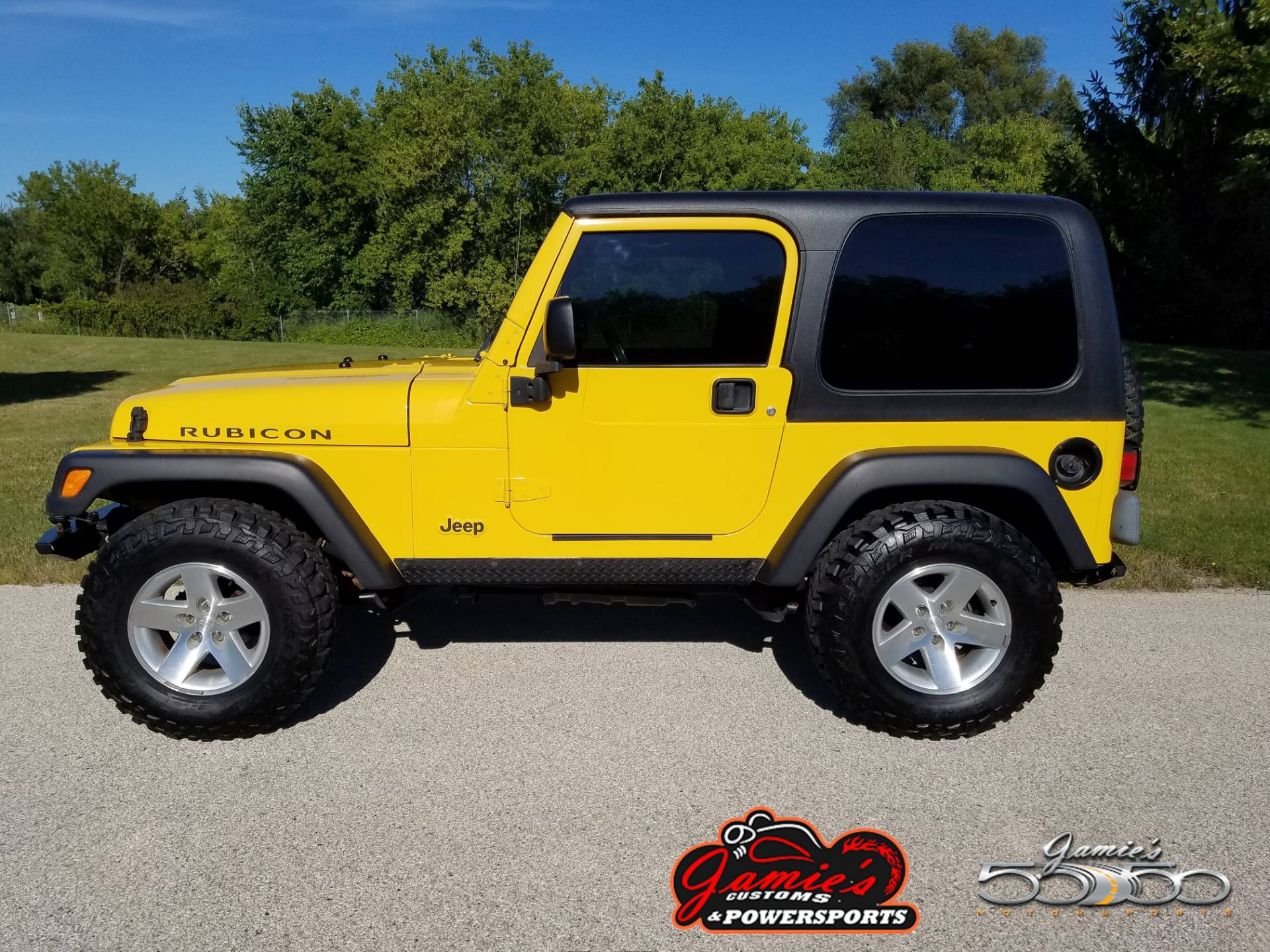 2004 Jeep® Wrangler Rubicon in Big Bend, Wisconsin - Photo 1