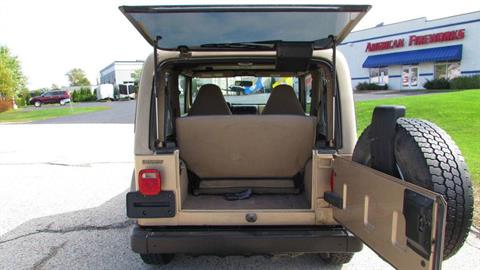 2000 Jeep Wrangler Sahara in Big Bend, Wisconsin - Photo 25