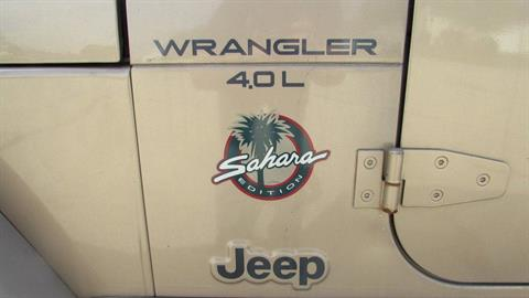 2000 Jeep Wrangler Sahara in Big Bend, Wisconsin - Photo 9