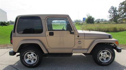 2000 Jeep Wrangler Sahara in Big Bend, Wisconsin - Photo 1