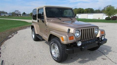 2000 Jeep Wrangler Sahara in Big Bend, Wisconsin - Photo 3