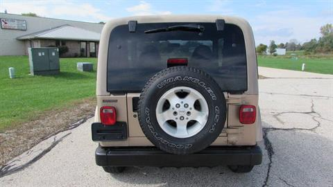 2000 Jeep Wrangler Sahara in Big Bend, Wisconsin - Photo 8