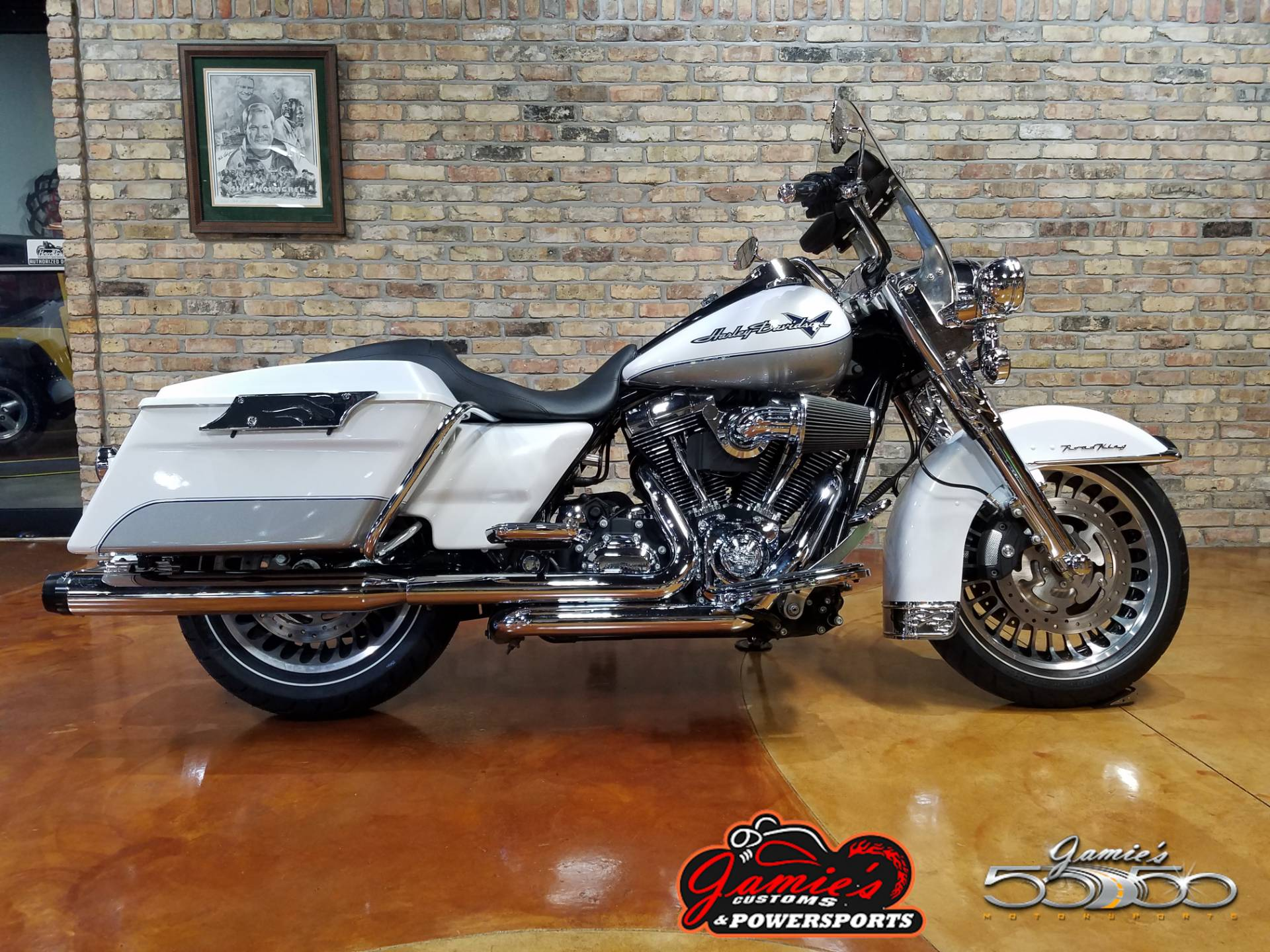 2009 Harley-Davidson Road King® in Big Bend, Wisconsin - Photo 1