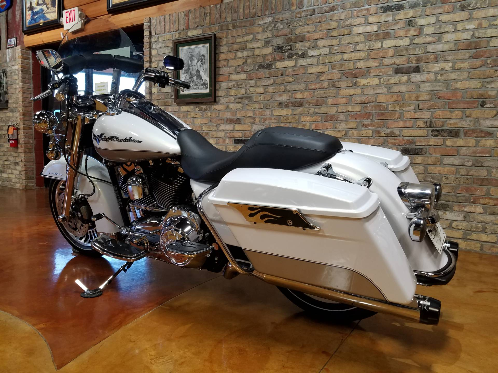 2009 Harley-Davidson Road King® in Big Bend, Wisconsin - Photo 29