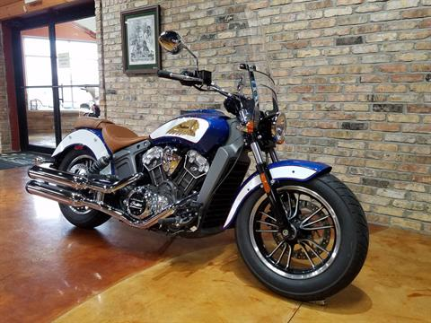 2018 Indian Scout® ABS in Big Bend, Wisconsin - Photo 2