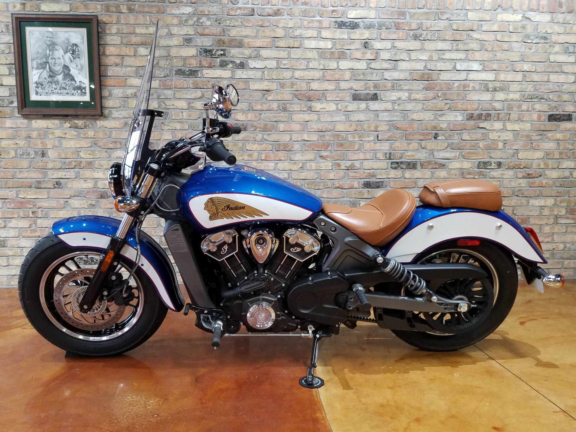 2018 Indian Scout® ABS in Big Bend, Wisconsin - Photo 22