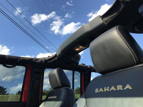 2013 Jeep Wrangler Unlimited Sahara in Big Bend, Wisconsin - Photo 18