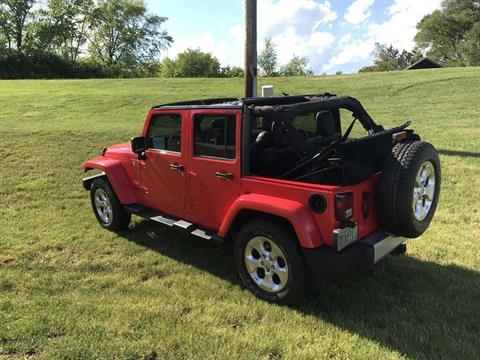 2013 Jeep Wrangler Unlimited Sahara in Big Bend, Wisconsin - Photo 7