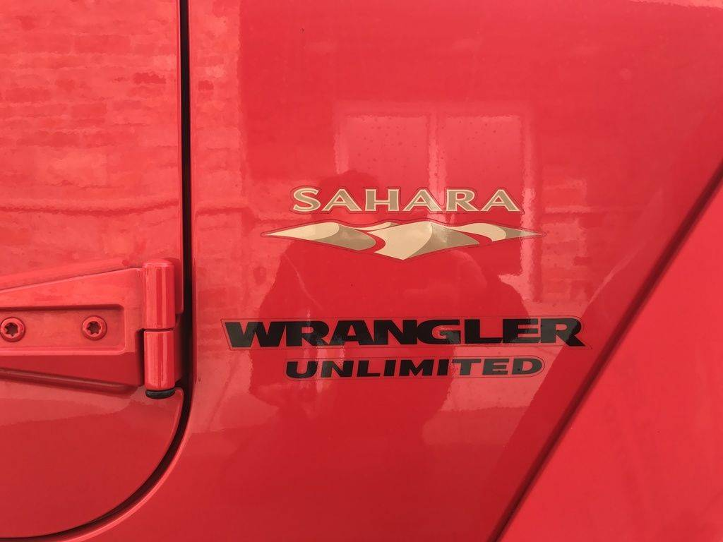 2013 Jeep Wrangler Unlimited Sahara in Big Bend, Wisconsin - Photo 9