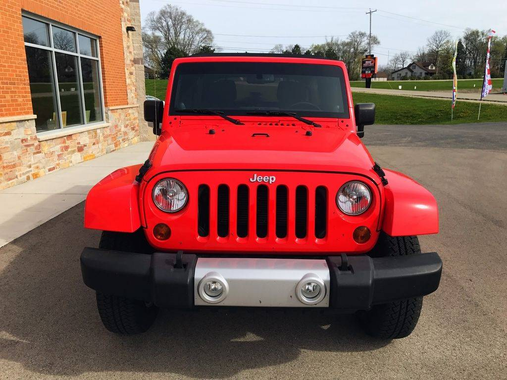 2013 Jeep Wrangler Unlimited Sahara in Big Bend, Wisconsin - Photo 8
