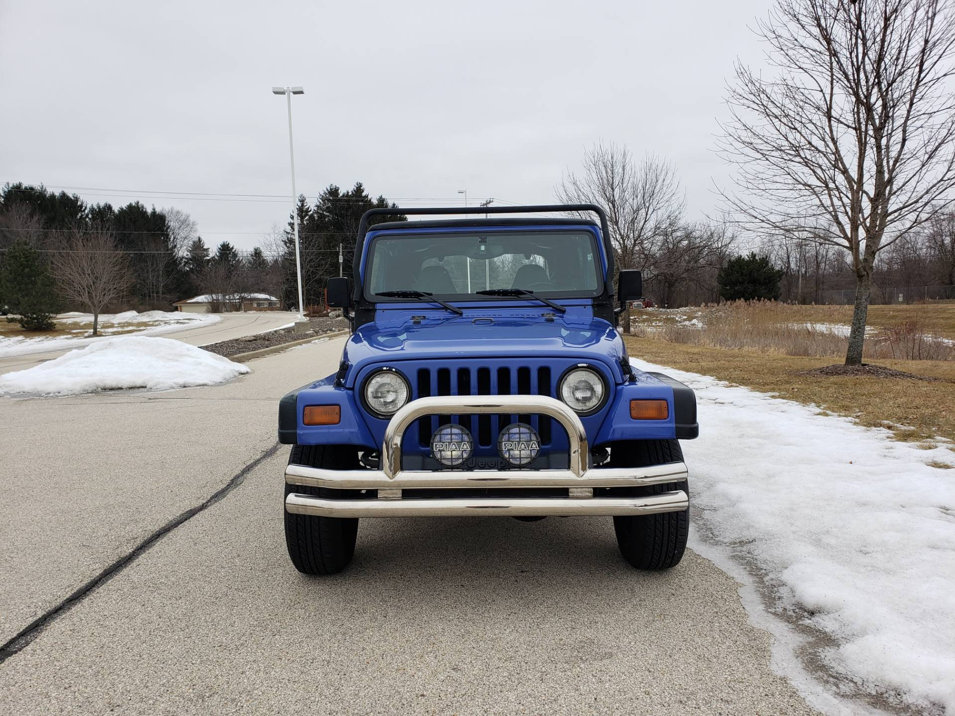 1997 Jeep Wrangler Sport in Big Bend, Wisconsin - Photo 2