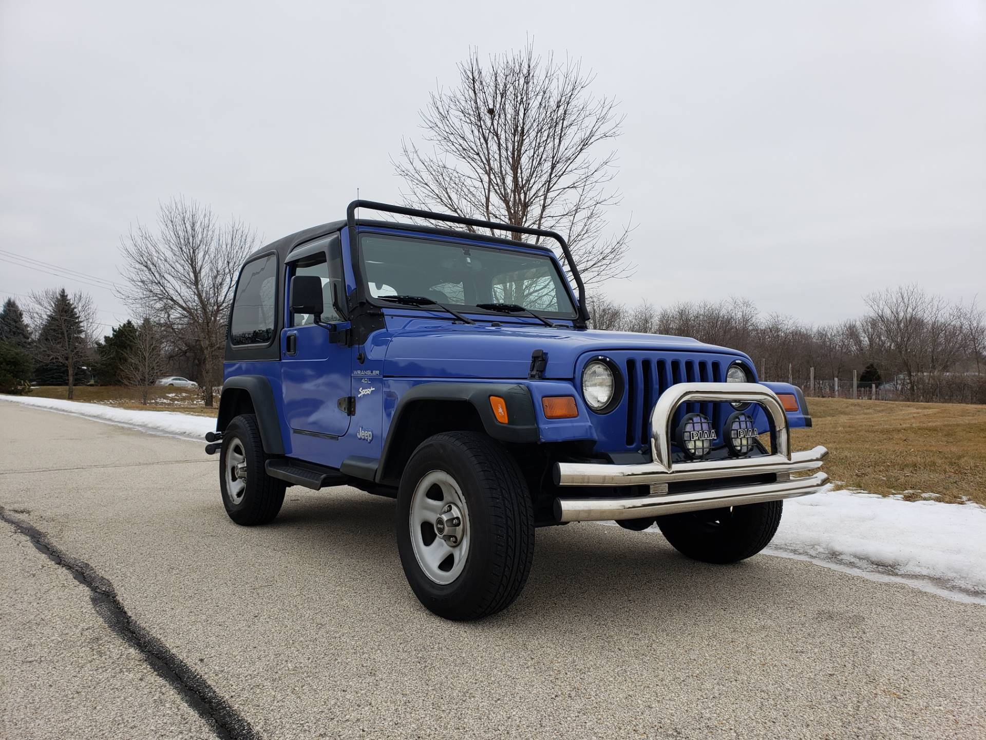 1997 Jeep Wrangler Sport in Big Bend, Wisconsin - Photo 3