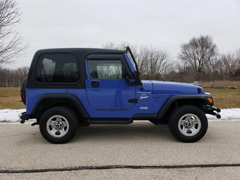 1997 Jeep Wrangler Sport in Big Bend, Wisconsin - Photo 4