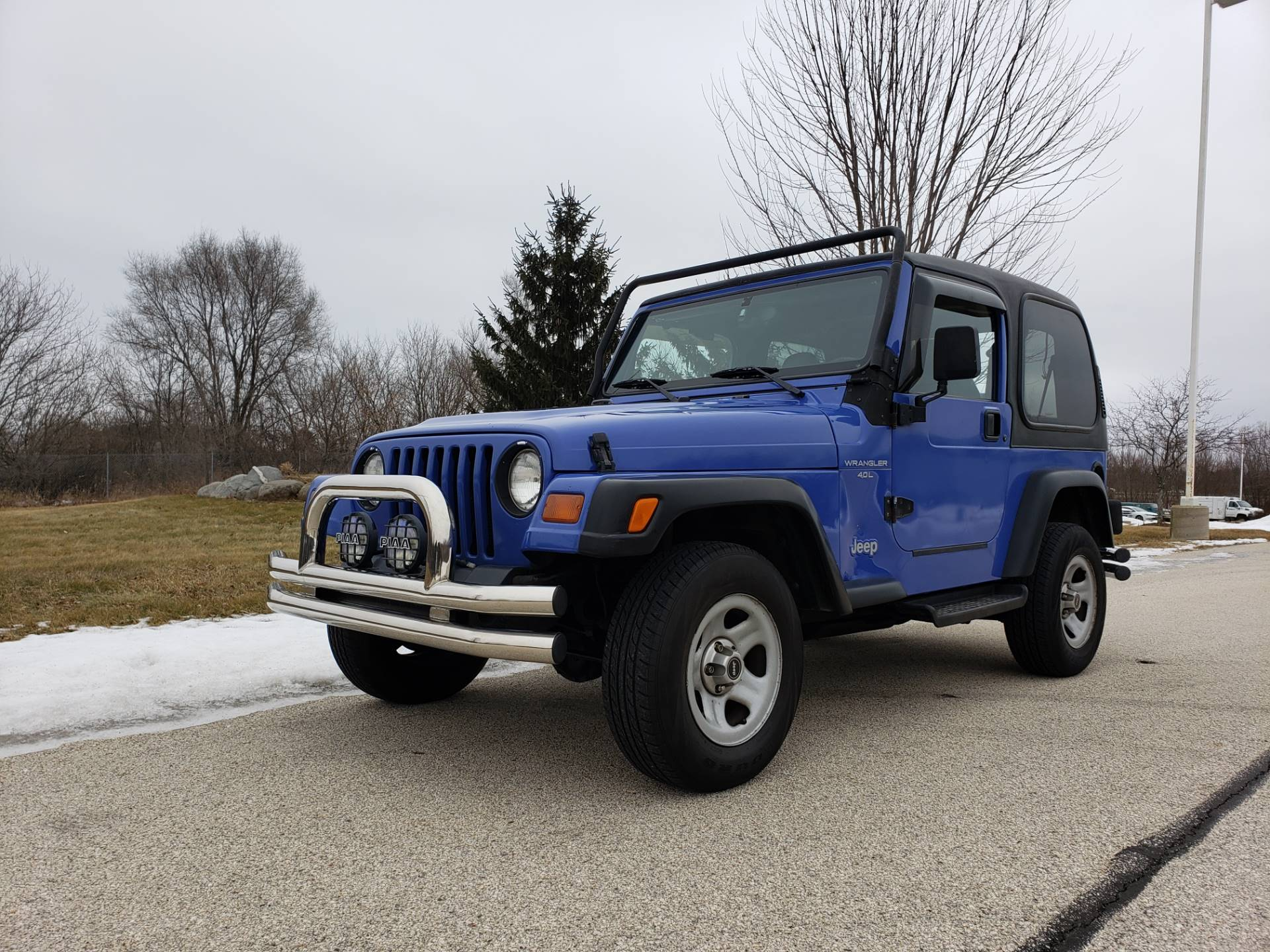 1997 Jeep Wrangler Sport in Big Bend, Wisconsin - Photo 1