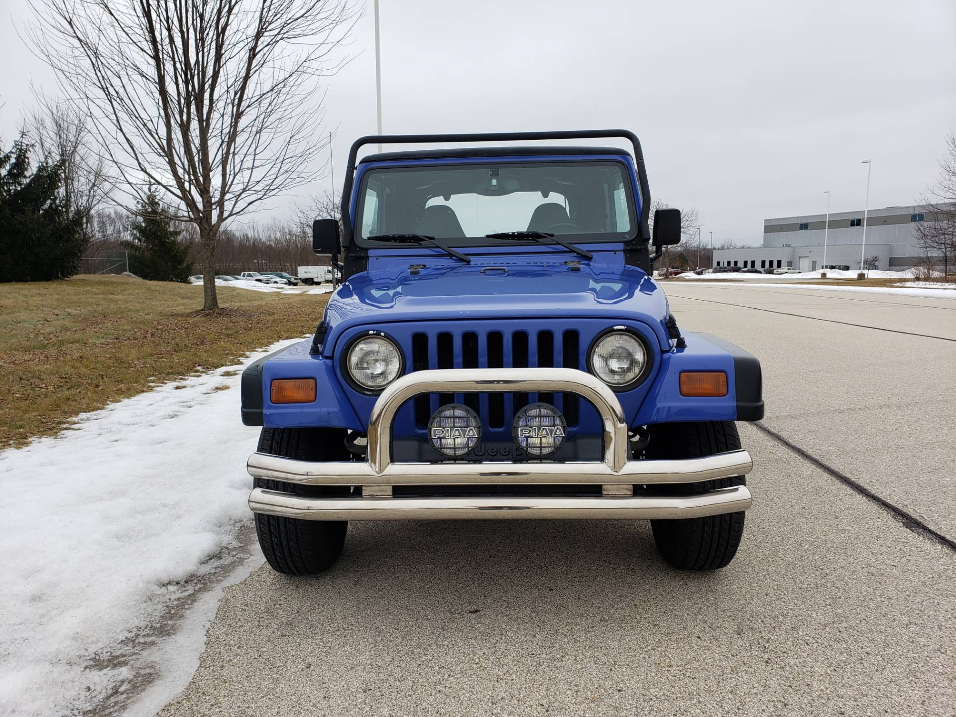 1997 Jeep Wrangler Sport in Big Bend, Wisconsin - Photo 10
