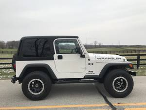 2006 Jeep Wrangler X in Big Bend, Wisconsin - Photo 12