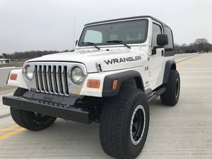 2006 Jeep Wrangler X in Big Bend, Wisconsin - Photo 22