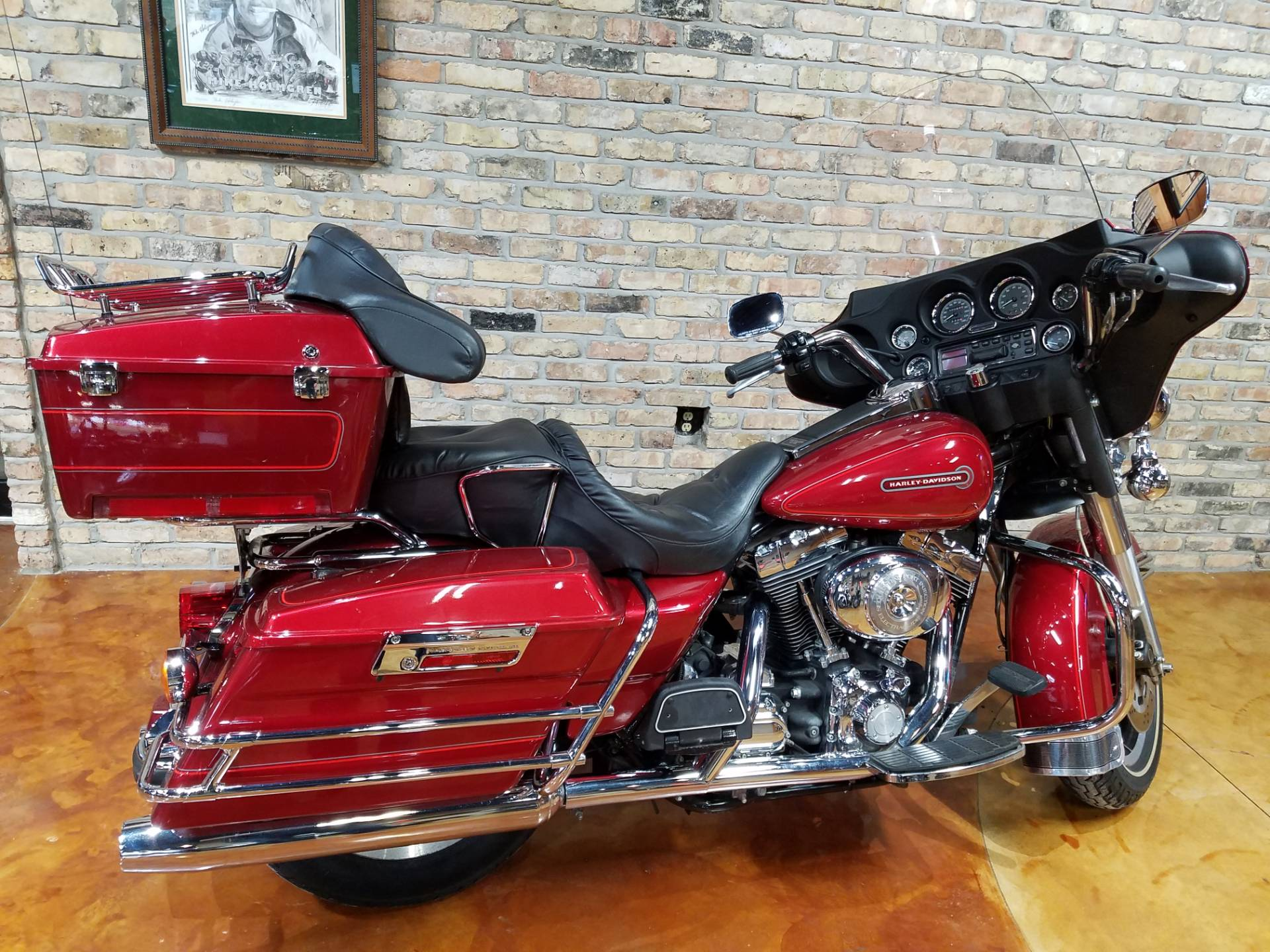 1999 Harley-Davidson FLHTCI Electra Glide Classic in Big Bend, Wisconsin - Photo 2