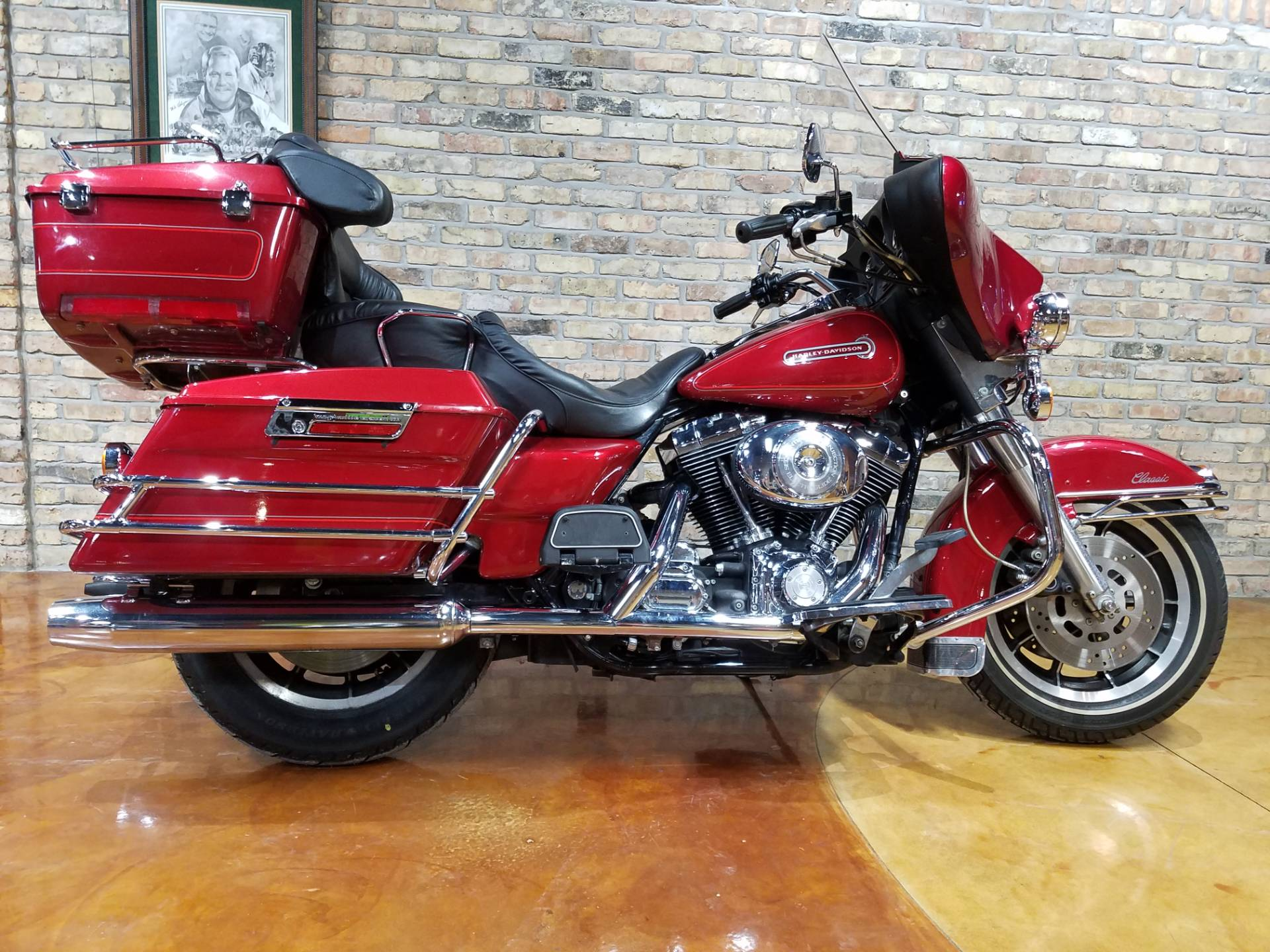 1999 Harley-Davidson FLHTCI Electra Glide Classic in Big Bend, Wisconsin - Photo 34