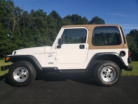 1997 Jeep Wrangler Sport 2dr 4WD SUV in Big Bend, Wisconsin - Photo 100