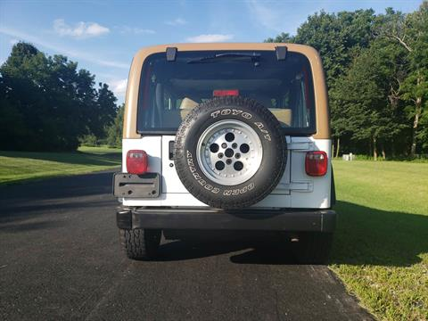 1997 Jeep Wrangler Sport 2dr 4WD SUV in Big Bend, Wisconsin - Photo 3
