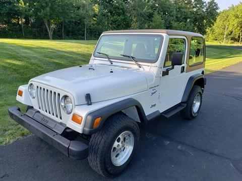 1997 Jeep Wrangler Sport 2dr 4WD SUV in Big Bend, Wisconsin - Photo 40