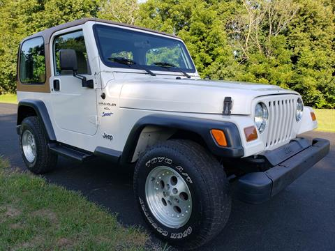 1997 Jeep Wrangler Sport 2dr 4WD SUV in Big Bend, Wisconsin - Photo 50