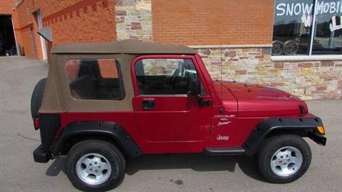 1999 Jeep Wrangler Sport in Big Bend, Wisconsin - Photo 1