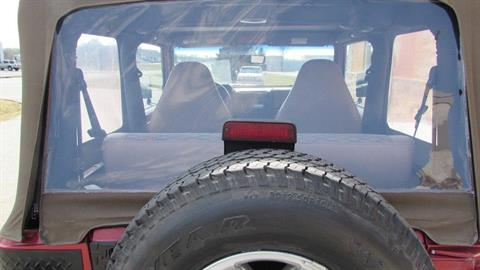 1999 Jeep Wrangler Sport in Big Bend, Wisconsin - Photo 12