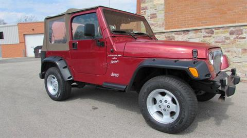 1999 Jeep Wrangler Sport in Big Bend, Wisconsin - Photo 16