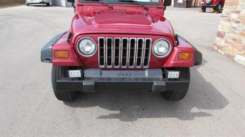 1999 Jeep Wrangler Sport in Big Bend, Wisconsin - Photo 2