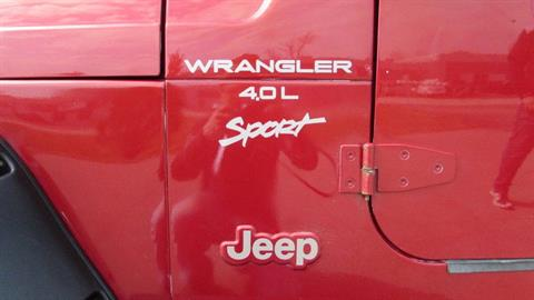 1999 Jeep Wrangler Sport in Big Bend, Wisconsin - Photo 25