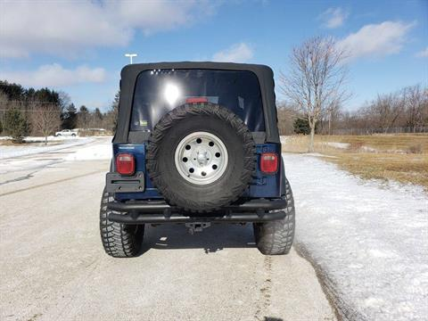 2003 Jeep Wrangler X in Big Bend, Wisconsin - Photo 5