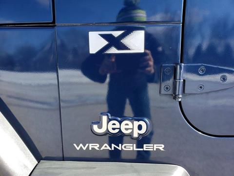 2003 Jeep Wrangler X in Big Bend, Wisconsin - Photo 9