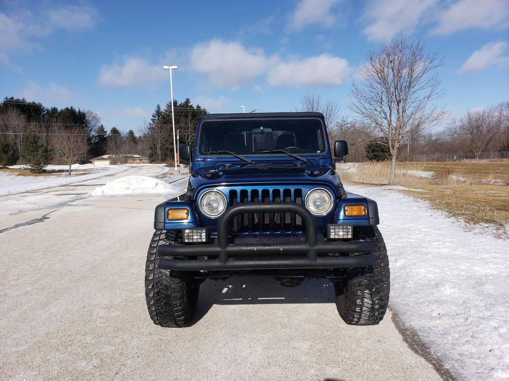 2003 Jeep Wrangler X in Big Bend, Wisconsin - Photo 7