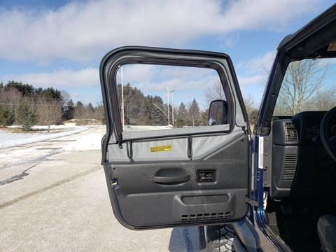 2003 Jeep Wrangler X in Big Bend, Wisconsin - Photo 50
