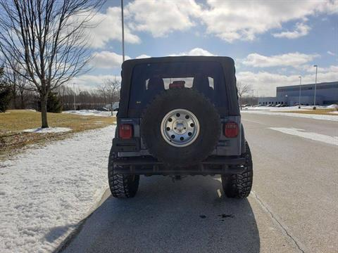 2003 Jeep Wrangler X in Big Bend, Wisconsin - Photo 56