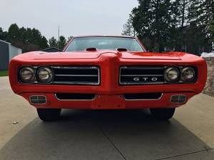 1969 Pontiac GTO - The Judge in Big Bend, Wisconsin - Photo 6