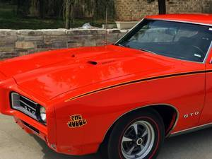 1969 Pontiac GTO - The Judge in Big Bend, Wisconsin - Photo 8