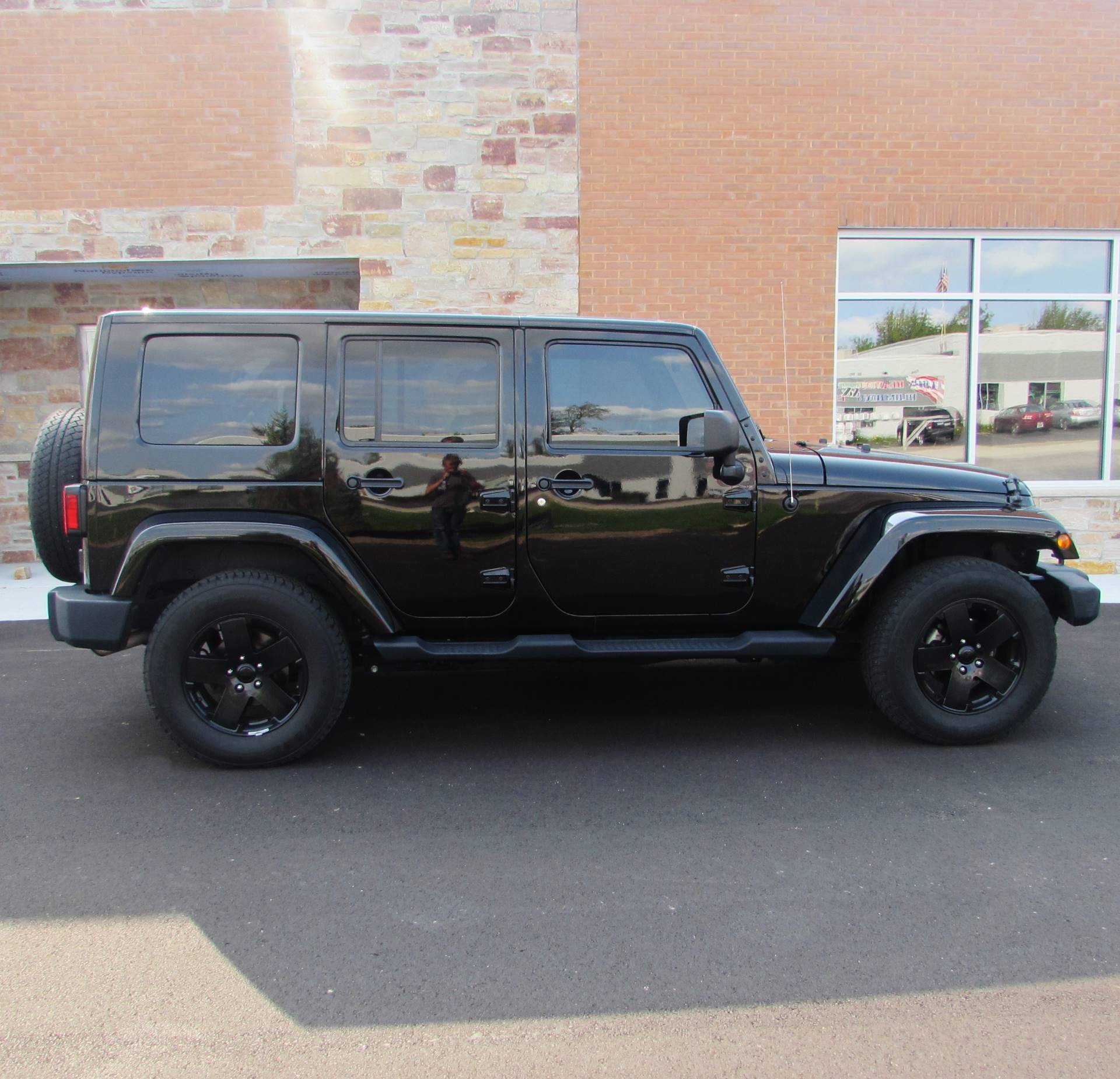2010 Jeep Wrangler Sahara Unlimited in Big Bend, Wisconsin - Photo 1